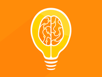Brainy Lamp Logo