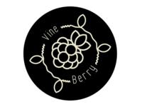 Geometric Logo - Vine & Berry