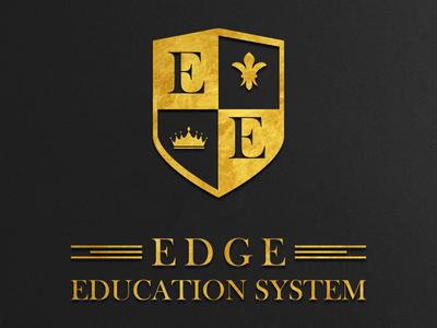 EDGE - Education System Logo Design