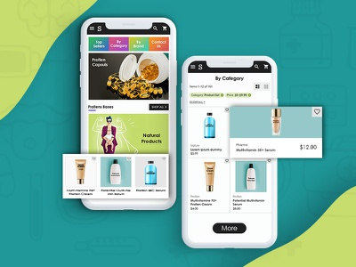 E-commerce Web Application Design