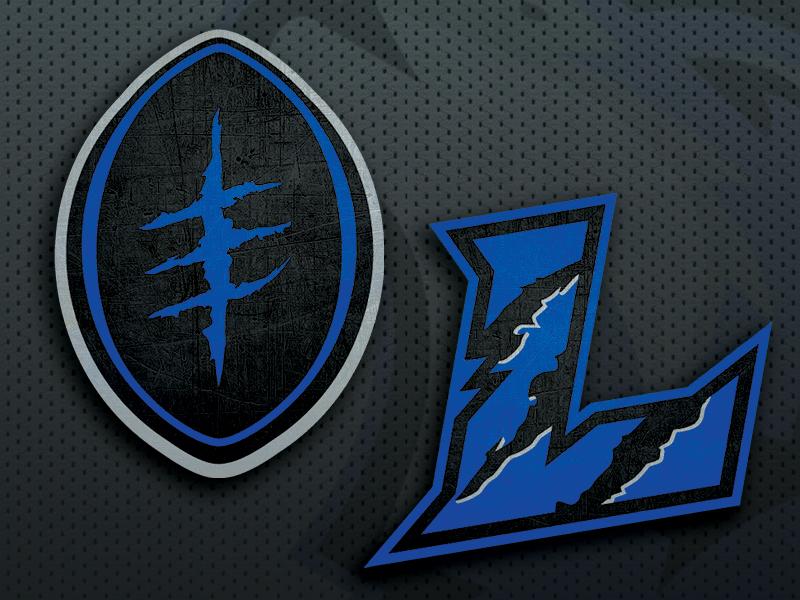 Los Lobos Alternate Logos howling los lobos lobos lobo wolf logo wolf sports sports logo fantasy football football