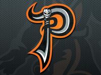"""Puntaneers """"P"""" Logo"""