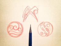 Icon Sketch 1