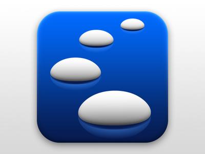Stepping Stones — App Icon