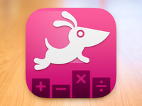 Quick Maths+ — App Icon
