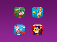 Shiny Kids — App Icons