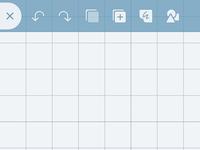 Shape Lab — Toolbar Icons