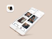 Dating App Homescreen