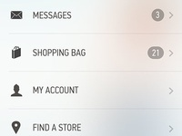 Retail Navigation