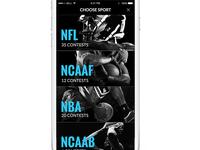 Fantasy Sport App