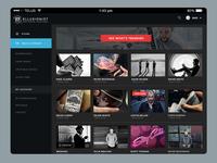 iPad App Design app design ipad pro apple ux design ui design ios ipad