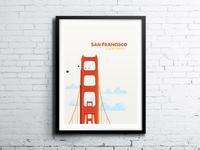 San Francisco Screen Print