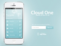 Cloud One Weather App