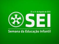 SEI logo 'green reverse'