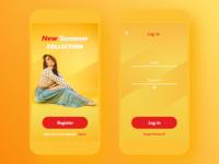 E-Shop app