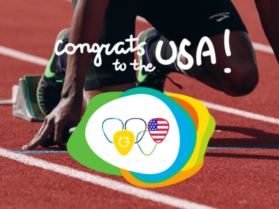 Congrats to the USA team