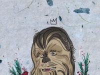 Dribbble chewbacca 25