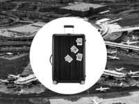 Ugtravelkit suitcase