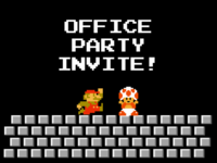 Office party invite