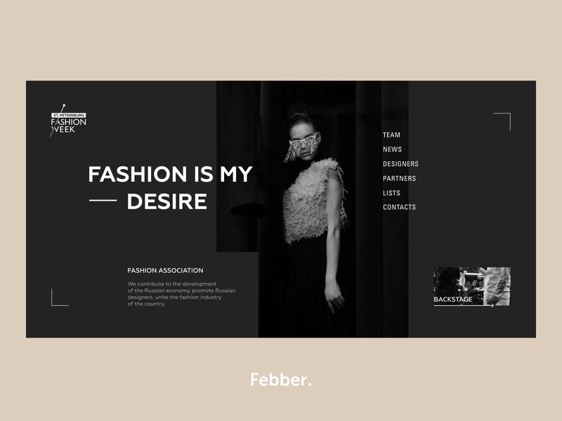 Fashion Week Russia — Fashion Is My Desire