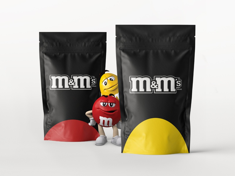 M&M's — New Packaging