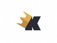 K king logo