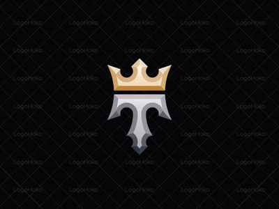 King T logo lettering logos for sale sale logos sale logo buy logo logo t logo logotype t letter t crown king