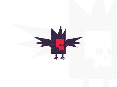 Skull Bird Logo logos for sale logotype buy buy logo logos logo sales sale for sale birds bird skulls skull