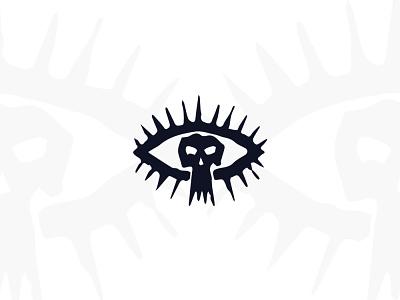 Eye Skull Logo
