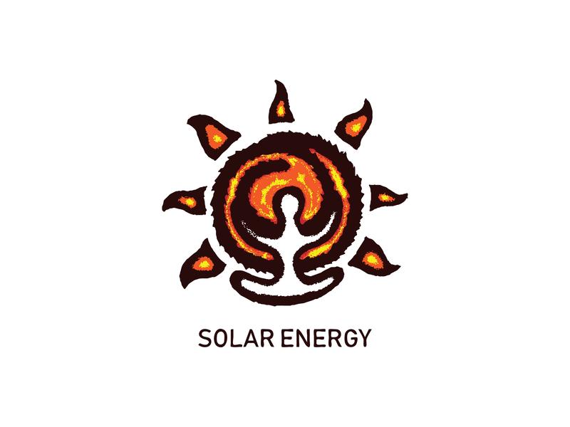 Solar energy buy logo logotype logo energy solaris sun