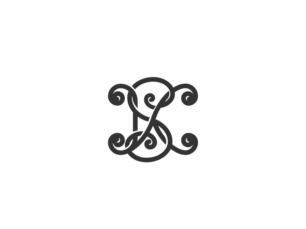 Monogram Ks Sk By Logohoko On Dribbble