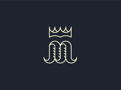 The Royal letter M