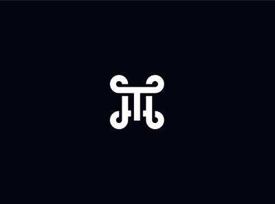 TH monogram