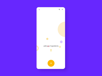 Cooky animation illustration ui ux design