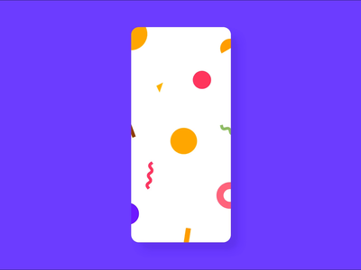 Cooky app illustration animation cooking application ui ux design