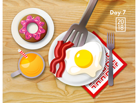 Day 7 Poster: Breakfast