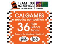 CalGames 2018 Event Banner #3