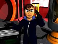 3D Animation Frame