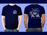 SCE T-shirt Design