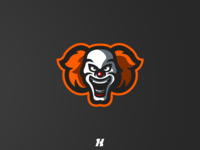Clown Logo