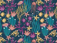Deep Sea Pattern