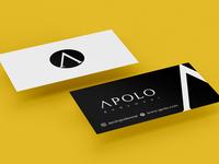 Cartões de Visita - Apolo Godswear