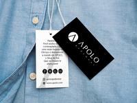 Aplicação de Marca | Apolo Godswear