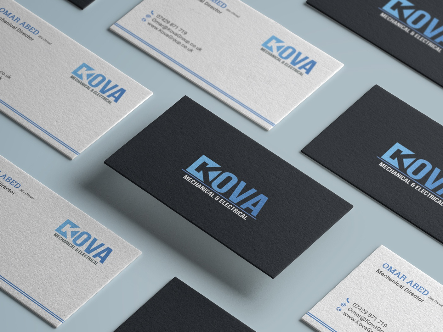 Business Card Design business card business agency business brand vector design branding