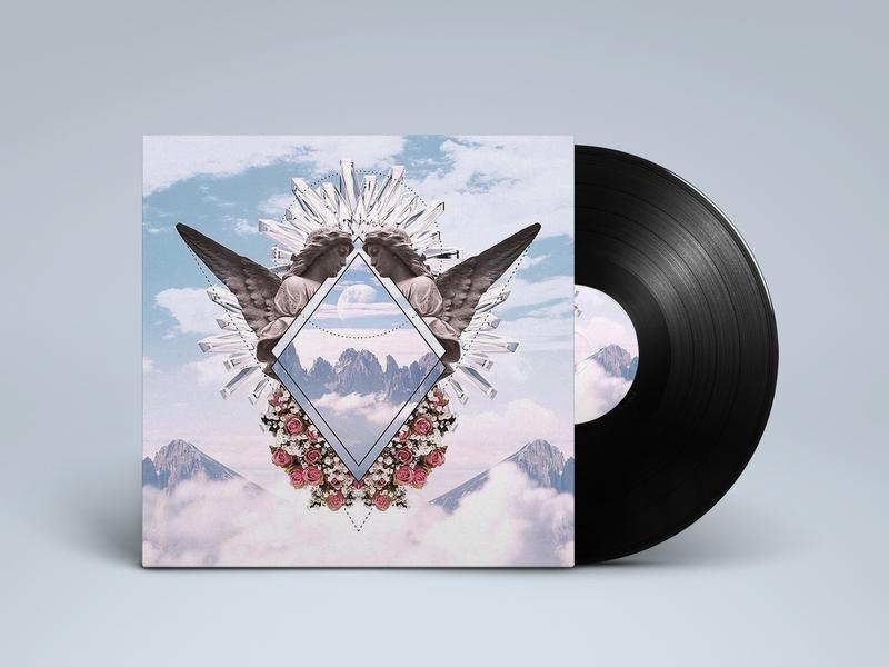 CD/DVD Album Cover Design dvd cover cd cover design cd cover dvd cd illustration logo brand vector design branding