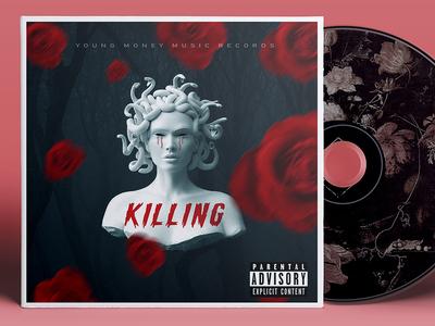 CD/DVD Album Cover Design