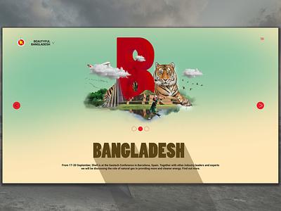 Web temp Beautiful Bangladesh ux uidesigner template ux design icon uxdesigner illustration uiux design concept ui  ux design ui web airlines agency fly ture travels branding bangladesh