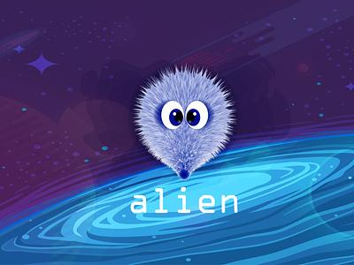 Alien Illustrations