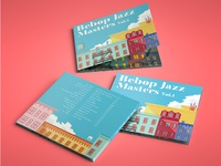 Bebop Jazz Master Vol.1