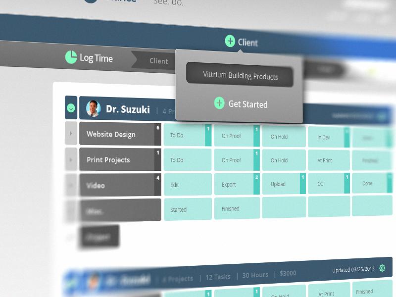 Ui design task management